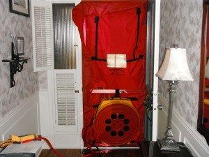 Fan Door